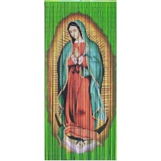 Bamboo Door Curtain Madonna